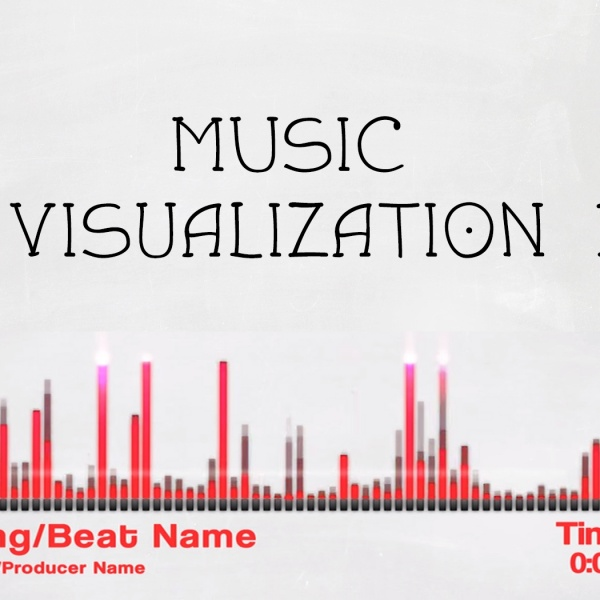 music visualization premade 1